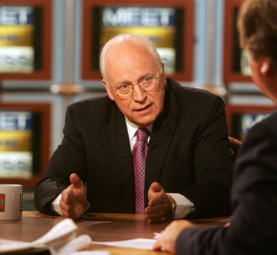 U.S. Vice President Dick Cheney