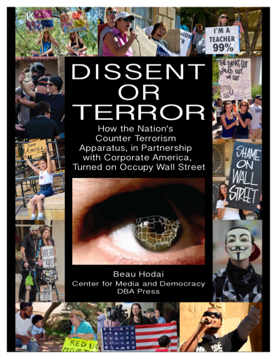 Cover of Dissent or Terror