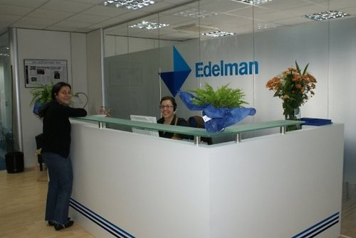 Edelman's Madrid Office