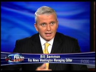 Fox News Channel's Bill Sammon