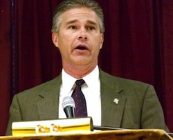 Wisconsin Attorney General J.B. Van Hollen (Photo credit: WI Center for Investigative Journalism)