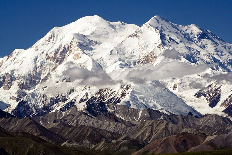 Mt. McKinley: one big mistake. (Photo credit Nic McPhee)