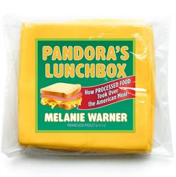 Pandora's Lunchbox Book Cover