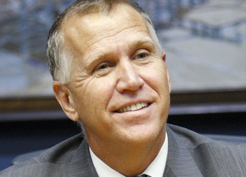 North Carolina Speaker of the House Thom Tillis