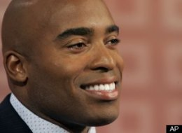 Tiki Barber (Source: AP)