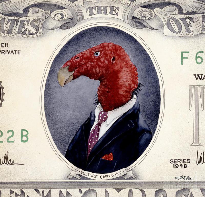 """Vulture"" Capitalist"