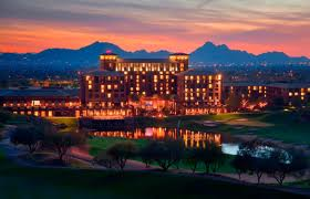 The site of the ALEC 2011 States & Nation Policy Summit in Scottsdale